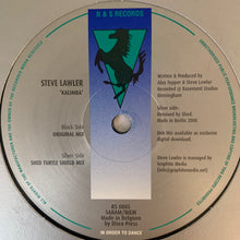 "Load image into Gallery viewer, Steve Lawler ""Kalimber"" 2 Track 12inch Vinyl"