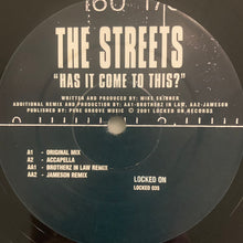 "Load image into Gallery viewer, The Street ""Has it Come To This"" 4 Version 12inch Vinyl"