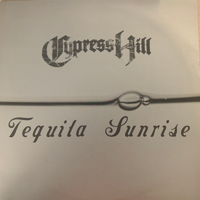 "Cypress Hill ""Tequila Sunrise"" 4 Version 12inch Vinyl"