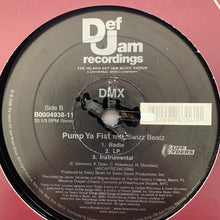 "Load image into Gallery viewer, DMX ""Give Em What They Want"" / ""Pump Ya Fist"" 6 Version 12inch Vinyl"