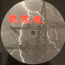 Load image into Gallery viewer, R.E.C. 'Lightening Strike EP' 4 Track 12inch Vinyl
