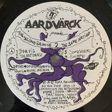Load image into Gallery viewer, DJ Aardvark 'The 2nd Groove 2 The Same Nation' Ep 4 Track 12inch Vinyl