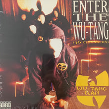 Load image into Gallery viewer, Wu-Tang Clan 'Enter The Wu-Tang ( 36 Chambers ) 13 Track Sealed Vinyl Album