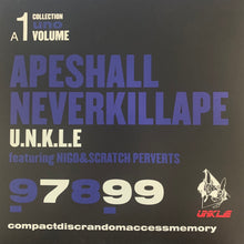 Load image into Gallery viewer, UNKLE 'Ape Shall Never Kill Ape' Feat Scratch Perverts 12inch Vinyl
