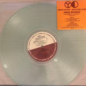 "Young Disciples ""Apparently Nothin"" 6 Version 12inch Vinyl Single Limited Edition Clear Vinyl"