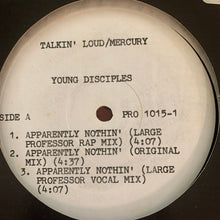 "Load image into Gallery viewer, Young Disciples ""Apparently Nothin"" 6 Version 12inch Vinyl"