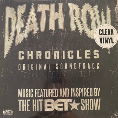 Death Row 'Chronicles' 2 X Vinyl 14 Track Double Album