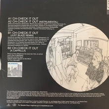 "Load image into Gallery viewer, Beastie Boys ""Ch-Check It Out"" 4 version 12inch Vinyl"