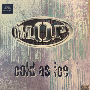 "M.O.P. ""Cold As Ice"" / ""Stress Ya'll"" 3 Version 12inch Vinyl"