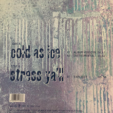 "Load image into Gallery viewer, M.O.P. ""Cold As Ice"" / ""Stress Ya'll"" 3 Version 12inch Vinyl"