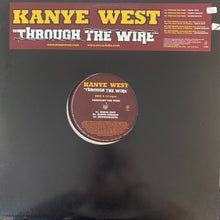 "Load image into Gallery viewer, Kanye West ""Through The Wire"" / ""Two Words"" 6 Version 12inch Vinyl"