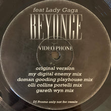 "Load image into Gallery viewer, Beyoncé Feat Lady Gaga ""Video Phone"" 5 Version 12inch Vinyl"