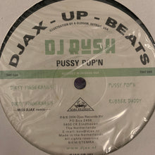 Load image into Gallery viewer, DJ Rush 'Pussy Pop'N Ep 4 Track 12inch Vinyl