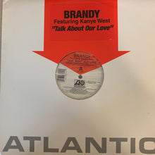 "Load image into Gallery viewer, Brandy Feat Kanye West ""Talk About Our Love"" 4 Version 12inch Vinyl"