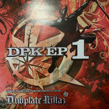 Load image into Gallery viewer, Dubplate Killaz DPK EP 1 DJ Hype DJ Hazard 4 Track 12inch Vinyl Double Pack