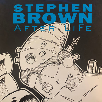 "Stephen Brown ""After Life"" Ep 4 Track 12inch Vinyl"