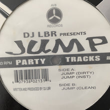 Load image into Gallery viewer, DJ LBR presents Jump Hip Hop Party Tracks