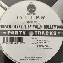 Load image into Gallery viewer, Dj LBR French Connection Vol 9 Bollywood Breaks