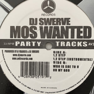 Dj Swerve MOs Wanted Hip Hop Party Tracks