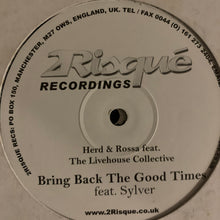 "Load image into Gallery viewer, Miami Sampler 2002 Herd & Rossa Feat The Livehouse Collective ""Runaway Girl"" / ""Bring Back The Good Times"" and more 2 x 12inch Double Pack"