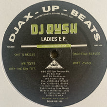 Load image into Gallery viewer, DJ RUSH 'Ladies EP'