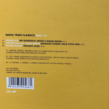 Load image into Gallery viewer, Dance Train Classics Vol 10 Feat Smoke City, Photon INC, Celvin Rotana