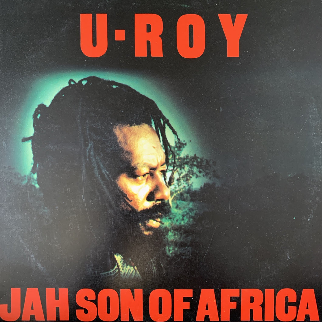 "U-ROY ""Jah Son Of Africa"" 9 Track Vinyl Album"