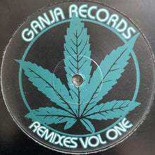 "Load image into Gallery viewer, Ganja Records Remixes Vol 1 DJ Hype ""You Must Think First"" Back 2 Basics Remix"