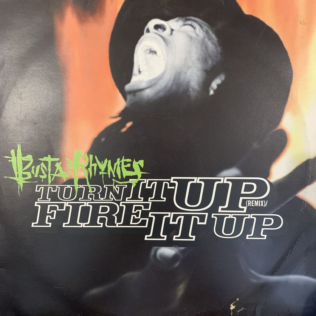 "Busta Rhymes ""Turn it Up"" Remix / Fire it up'"