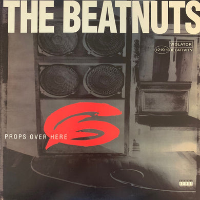 "The Beatnuts ""Props Over Here"""