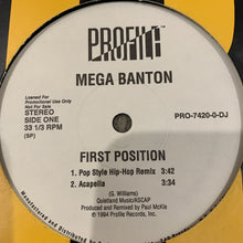 "Load image into Gallery viewer, Mega Banton ""First Position"""