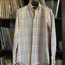 Load image into Gallery viewer, Paul & Shark Vintage Check Shirt Size 40