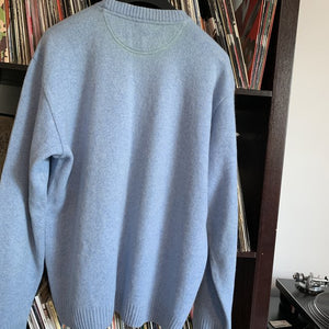 Paul & Shark 100% Extra Fine Merino Wool Sweater Size XL