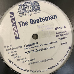 The Rootsman Meets Daddy Freddy 'Imitator Ep