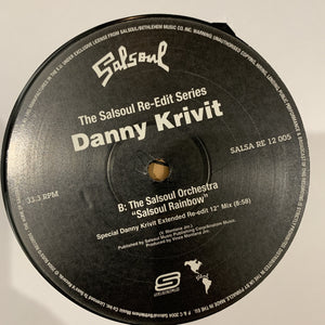 Danny Krivit 12inch Re Edit Series Loleatta Holloway and The Salsoul Orchestra