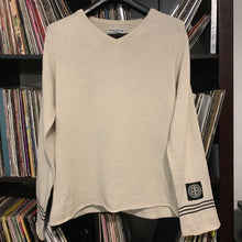 Load image into Gallery viewer, Absolutely Stunning Vintage Stone Island V Neck Sweater Size Large