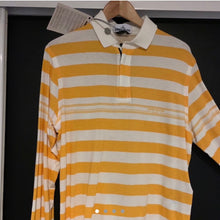 Load image into Gallery viewer, Stone Island Marina Long Sleeve Polo Shirt Size Large Brand-new