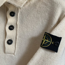 Load image into Gallery viewer, Stone Island Vintage 100% Lambs Wool Sweater Size Medium