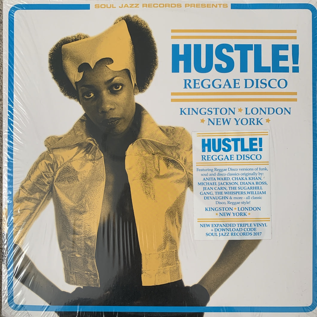 Hustle Reggae Disco On Soul Jazz Records