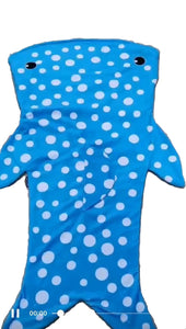 Blue Shark Sleeping Bag