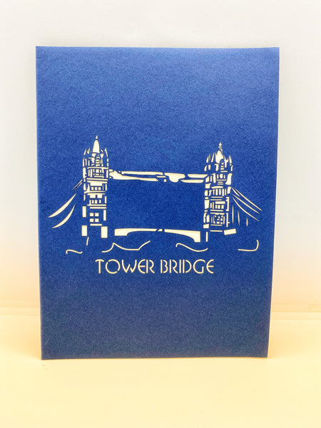 Pop-up Card _ Tower Bridge