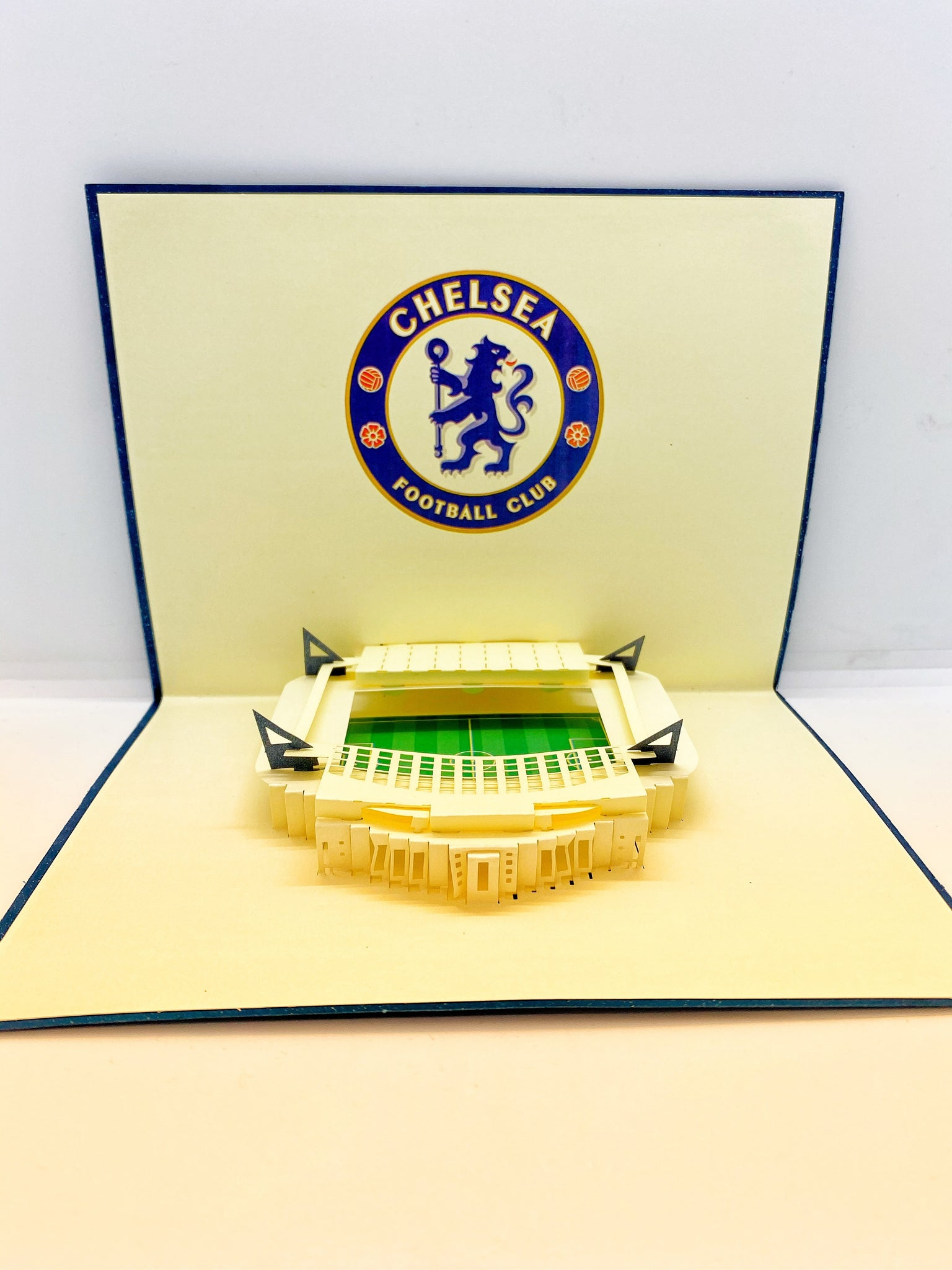 Pop-up Card _ Chelsea Stadium