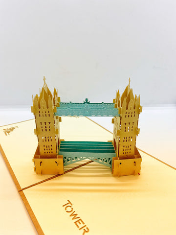 Pop-up Card _ Tower Bridge (1)
