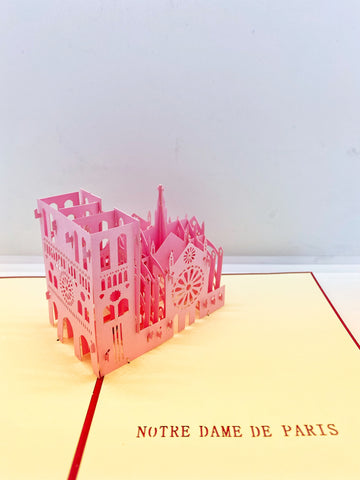 Pop-up Card _ Notre Dame De Paris