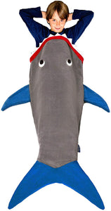 Grey Shark Sleeping Bag
