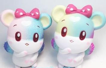 Angel Mouse Squishy Squishies