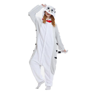 Onesie World Unisex Animal Pyjamas - Chii Cat Adult (Cosplay / Nightwear Halloween Carnival Novelty
