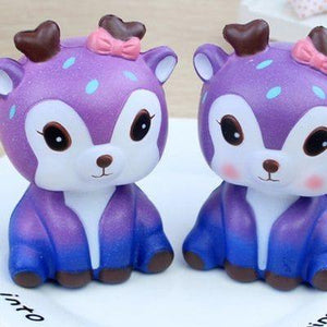 Galaxy Deer Squishy Squishies