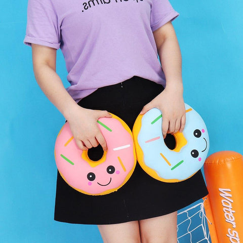 Giant Donut Squishy Squishies