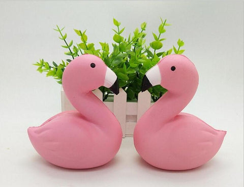 Flamingo Squishy Squishies